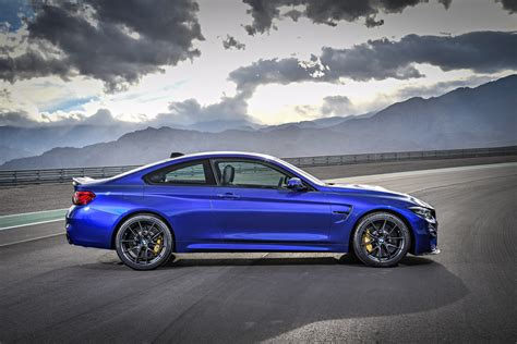 bmw m4 454hp bmw m4 cs slots below the mighty gts carscoops