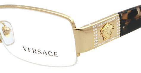 new versace eyeglasses ve 1175b gold 1002 ve1175b ebay