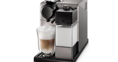 delonghi nespresso lattissima touch review digital trends