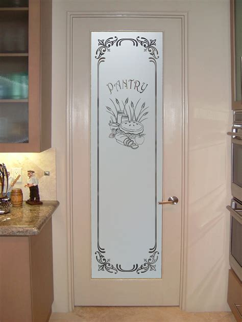 Pantry Doors With Glass by Pantry Glass Sans Soucie Glass