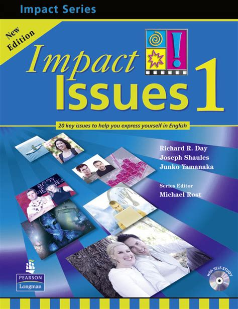 impact a safeguard novel books impact series student book with audio cd impact issues