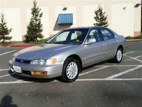 1997 Honda Accord Mpg by 1997 Honda Accord Ex 4dr Sedan In Pinole Ca Clean Machines