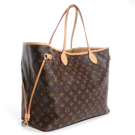 Rosie Gets In The Ring With Louisvuitton by Louis Vuitton Monogram Neverfull Gm 70488