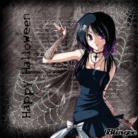 imagenes halloween chica anime anime halloween fotograf 237 a 101437996 blingee com