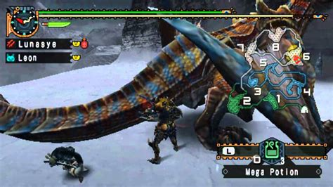 emuparadise unavailable mhfu request tigrex with dual blades youtube