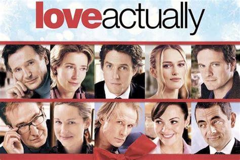 film love actually notting hill titanic casablanca love actually 10