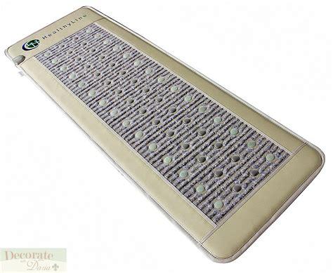 sauna floor mat 6 l far infrared heat jade tourmaline