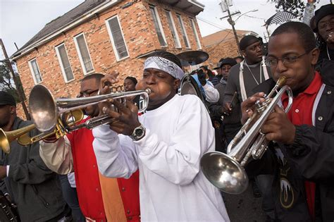 pictures of musicians of new orleans