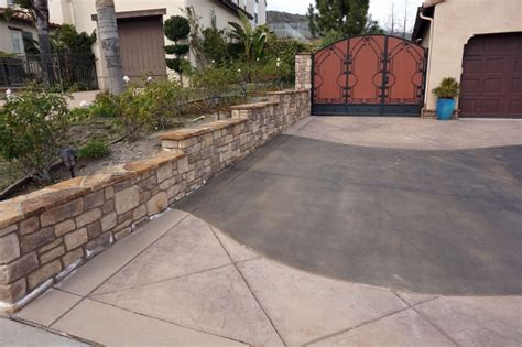 charming Things To Put On Your Wall #5: Dos-Vientos-Property-Line-Retaining-Wall-640x480.jpg
