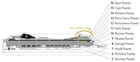 msc magnifica cabine cat 233 gories et cabines du bateau msc magnifica msc