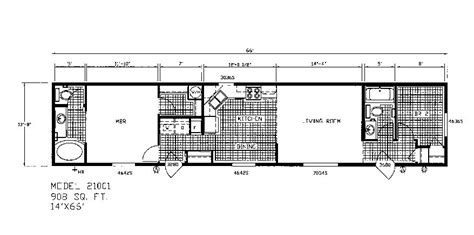 16 foot wide mobile homes lasalle x 68 1031 sqft home