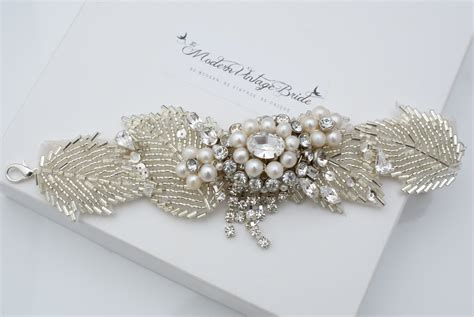 Bridal Accessories by Wedding Accessories Brilla Forty Plus