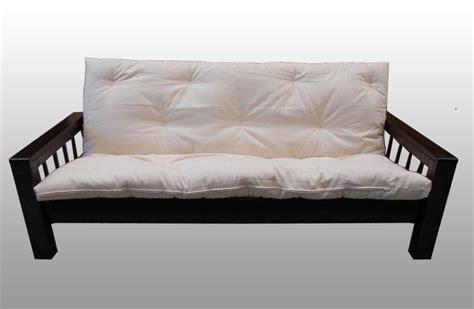 divani letto in legno divano letto kyoto in legno con futon arredo e corredo