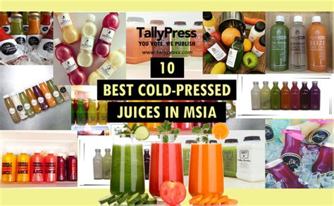 Detox Juice In Kl by 10 Best Cold Pressed Juices In Malaysia