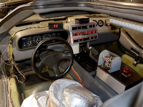 what is a delorean worth today chicago cubs hold the to the back to the future