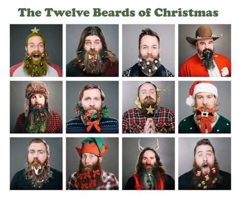 you can now decorate your hipster beard for christmas the 25 best beard baubles ideas on pinterest beard