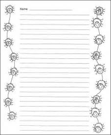 Spider Writing Paper Free Spider Writing Paper School Pinterest