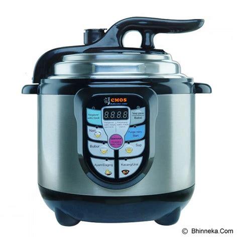 Cmos Cr40lj Rice Cooker jual rice cooker cmos pressure cooker cpc 02l harga murah awet tahan lama