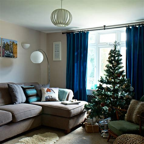 living room christmas 1930s detached home house tour housetohome co uk bungalow living room ideas uk living room