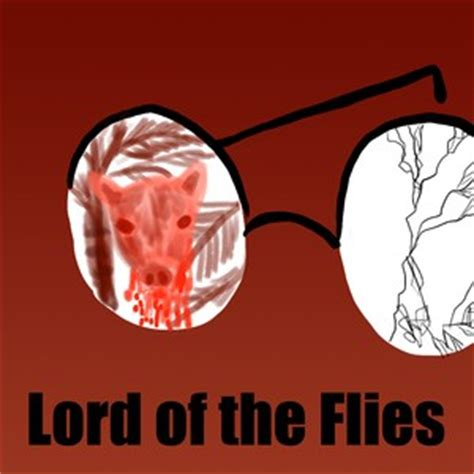 lord of the flies evil theme quotes lord of flies the good and evil quotes quotesgram