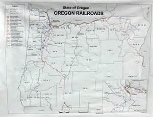 oregon railroad map transpress nz oregon rail map