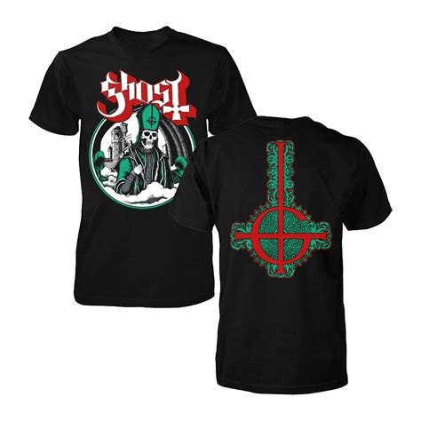 T Shirt The Gost ghost 2017 ghost t shirt