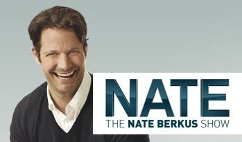 living livelier out of the office at the nate berkus show