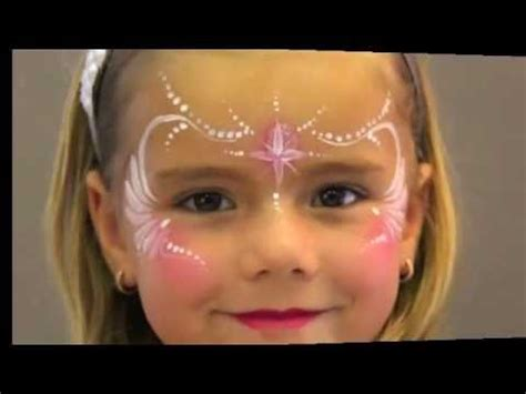 youtube tutorial video ideas princess face painting maquillage pour enfants youtube