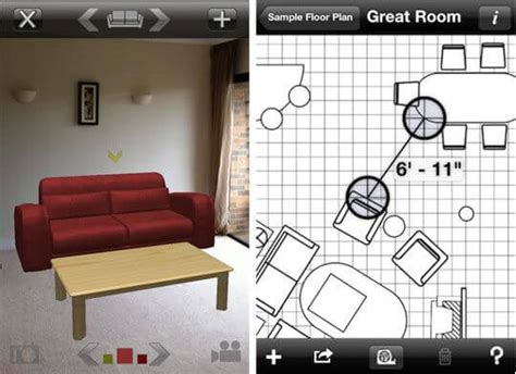 tech support the best 5 apps to help you decorate