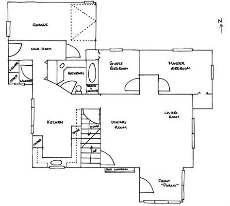 how to draw floor plan in autocad autocad simple and class house floor plans 2d drawings dwg