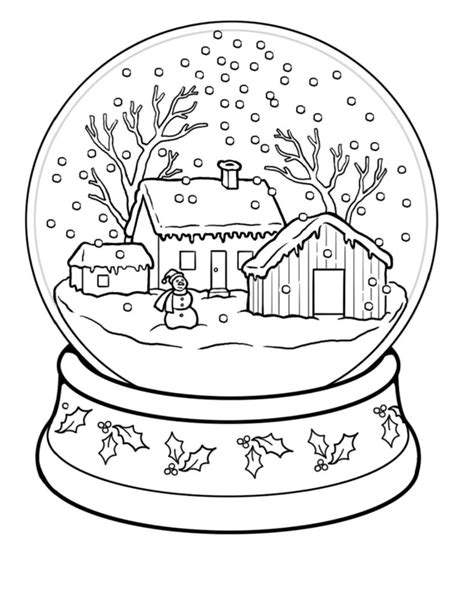 winter coloring pages for adults coloring pages free winter coloring pages winter