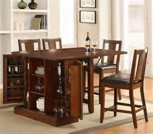 kitchen tables with storage traditional pub dining room