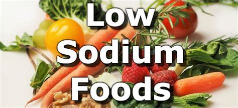 low sodium food low sodium foods for with high blood pressure hypertension