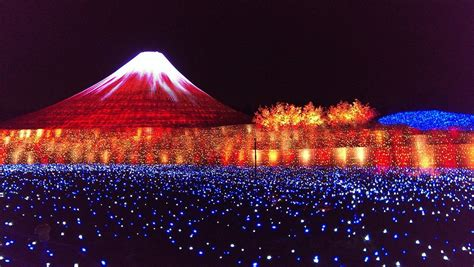 This Japanese Light Display Will Make You Appreciate Japanese Lights