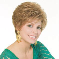wispy bangs over 50 wigs for women over 50 less expensive short hairstyle 2013