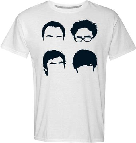Tshirt Big big theory merchandise official gadgets and t shirts