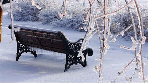 bench legal definition bench in the freezing winter hd desktop wallpaper