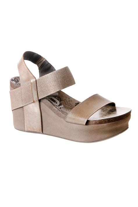 Otbt Comfortable Wedge Platform From Atlanta By Sole Shoes