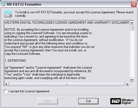 format wd elements exfat how to format a wd external hard drive in exfat or fat32