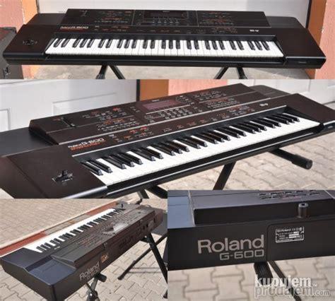 Keyboard Roland G 600 Photo Roland G 600 Roland G 600 69294 164328