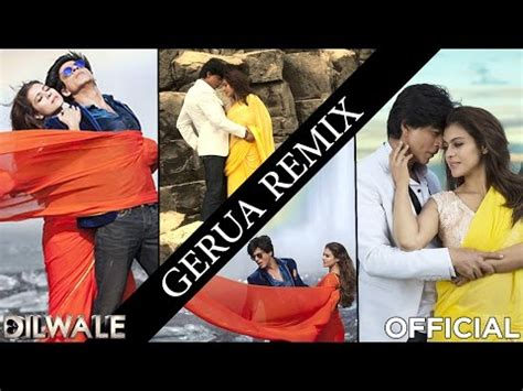 gerua remix dj zedi mp3 download gerua remix dilwale shah rukh khan kajol dj shilpi