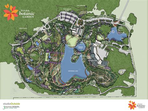 Tulsa Botanic Garden Newly Renamed Tulsa Botanic Garden Unveils Big Plans For Growth News9 Oklahoma City Ok