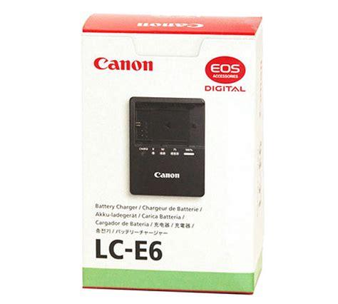 Charger Canon Lc E6 Battery Canon Lp E6 5d Iiiii 7d 60d canon lc e6 battery charger for lp e6 battery 3348b001 media systems