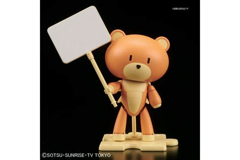 Bandai 1144 Petit Gguy Burning hgpg 1 144 petit gguy orange pla card gundam build fighters bandai mykombini