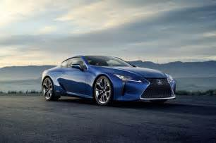 Lc Lexus Lexus Lc 500h To Debut In Geneva With Hybrid Power Motor