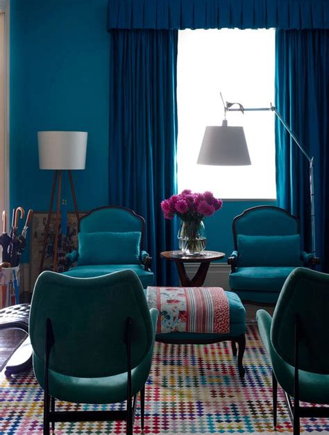teal colored rooms 20 of the best colors to pair with blue