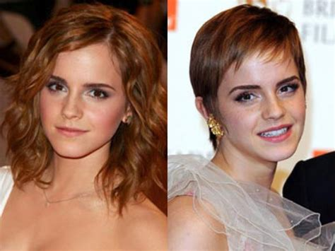 NEW PICTURES of Celebrity hair: Celebrity hair: From long