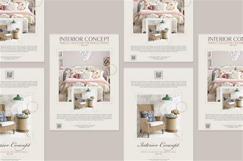 leaflet design concepts free interior concept flyer design templates