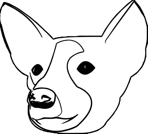 dog wearing christmas hats coloring pages for kids