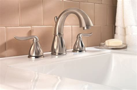 pfister sedona  handle  widespread bathroom faucet